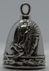 Two SidedStainless Steel Ride Bell® Eagle FREE SHIPPING